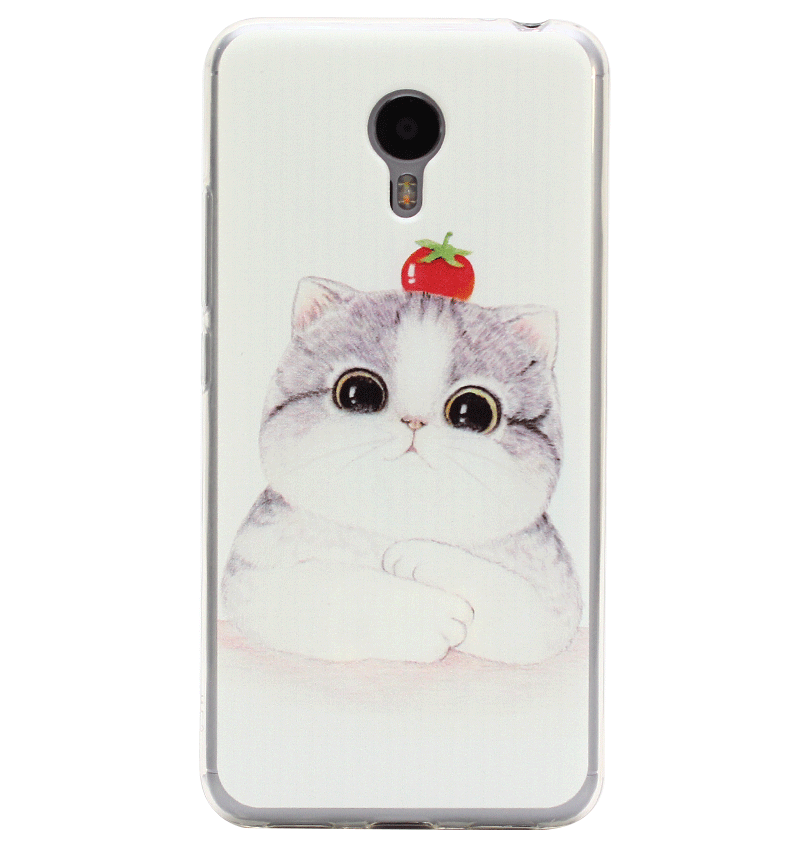 Ốp lưng Meizu M3 Note Cute Kitty