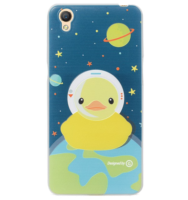 Ốp lưng Oppo A37 Global Duck