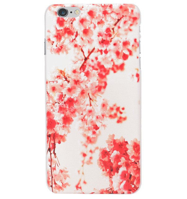 Ốp lưng iPhone 6 Plus/6S Plus Red Sakura