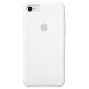 Apple Ốp lưng iPhone 8/7  Silicon White