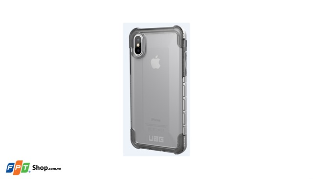 Ốp lưng iPhone X UAG Plyo Ice