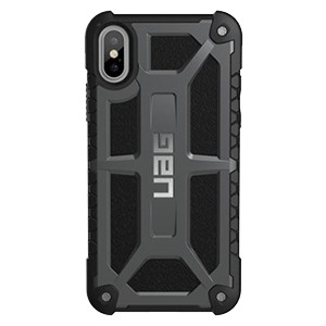 Ốp lưng iPhone X UAG Monarch Graphite