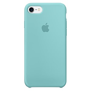 Apple Ốp lưng iPhone 7/8 Silicon Sea Blue