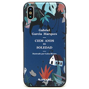 Ốp lưng iPhone X iPearl Jungle Cabin