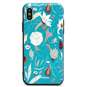 Ốp lưng iPhone X iPearl Secret Garden