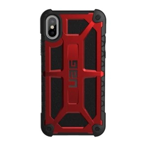 Ốp lưng iPhone X UAG Monarch Red
