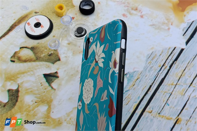 Ốp lưng iPhone X iPearl Secret Garden= 250.000đ