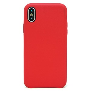 Ốp lưng iPhone X Devia Nature Red