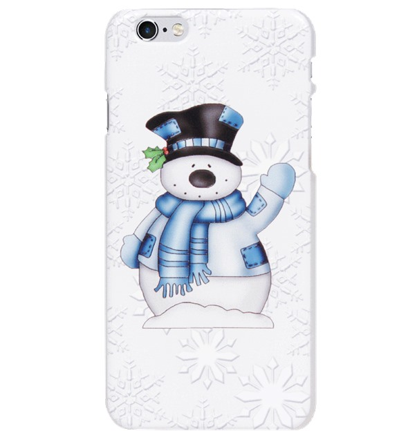 Ốp lưng iPhone 6/6S Snowman