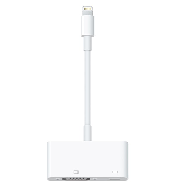 Apple Cáp Lightning to VGA Adapter