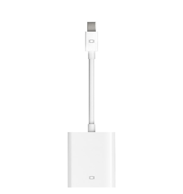 Apple Cáp Mini DisplayPort to VGA Adapter