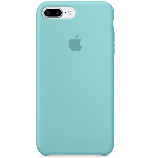 PKNK Ốp lưng iPhone 7 Plus Silicon Sea Blue MMQY2FE/A