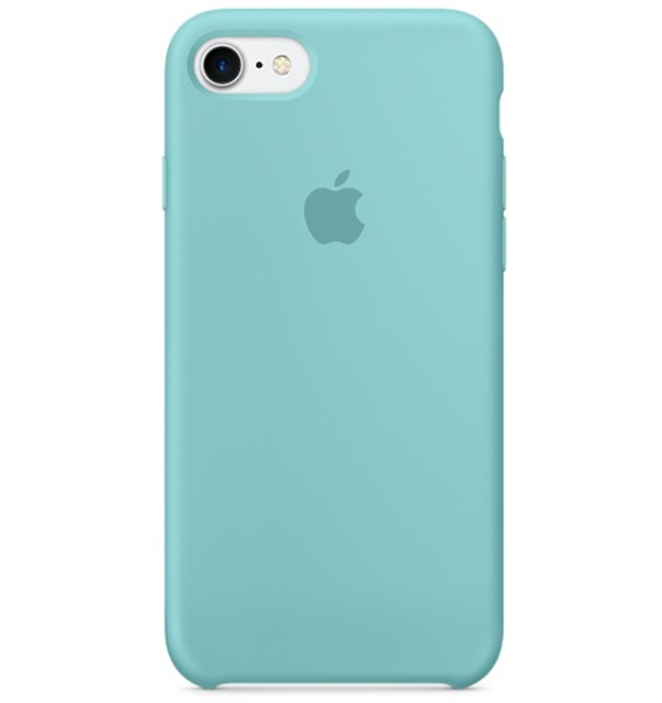 PKNK Ốp lưng iPhone 7 Silicon Sea Blue MMX02FE/A