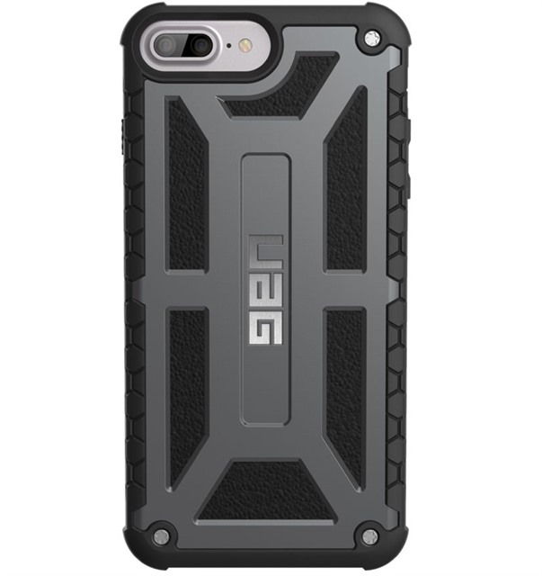 Ốp lưng iPhone 8 Plus UAG Monarch Graphite