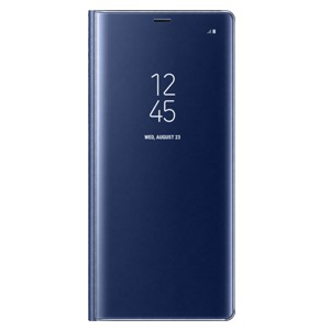 Bao da Samsung Note 8 Clear View Standing Deep Blue