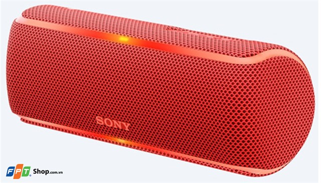 Loa xách tay Bluetooth & NFC SONY SRS-XB21 red