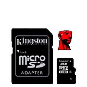 Thẻ nhớ MicroSD 8GB Kingston Class 4