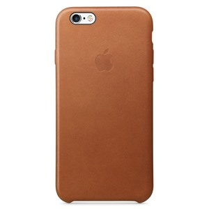 Apple Ốp lưng iPhone 6/6s Leather Brown