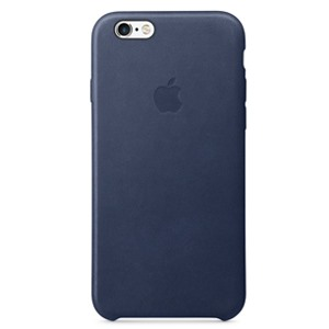 Apple Ốp lưng iPhone 6/6s Leather Midnight Blue