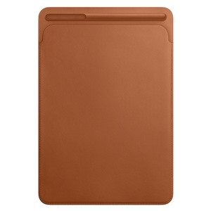 Apple vỏ iPad Pro 10.5 Leather Sleeve Saddle Brown