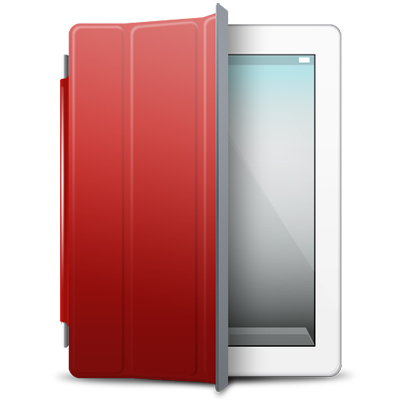 Bao da Ipad 2 JCPAL 1186 (Red)-90004023
