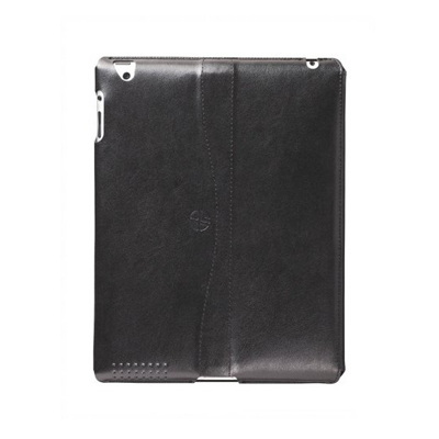 Bao da Ipad Black PU Leather - 12980