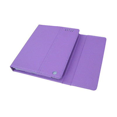 Bao da Ipad Purple/PU Leather - 13017