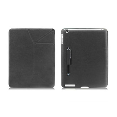 Bao da New Ipad Magic Foldable - Black