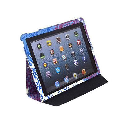 Case Ipad Envy Flora Purple