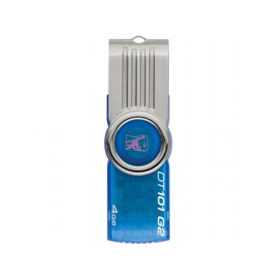 Ổ cứng cắm ngoài Kingston 4GB Hi Speed Flash Drive_DT101G2/4GBFR