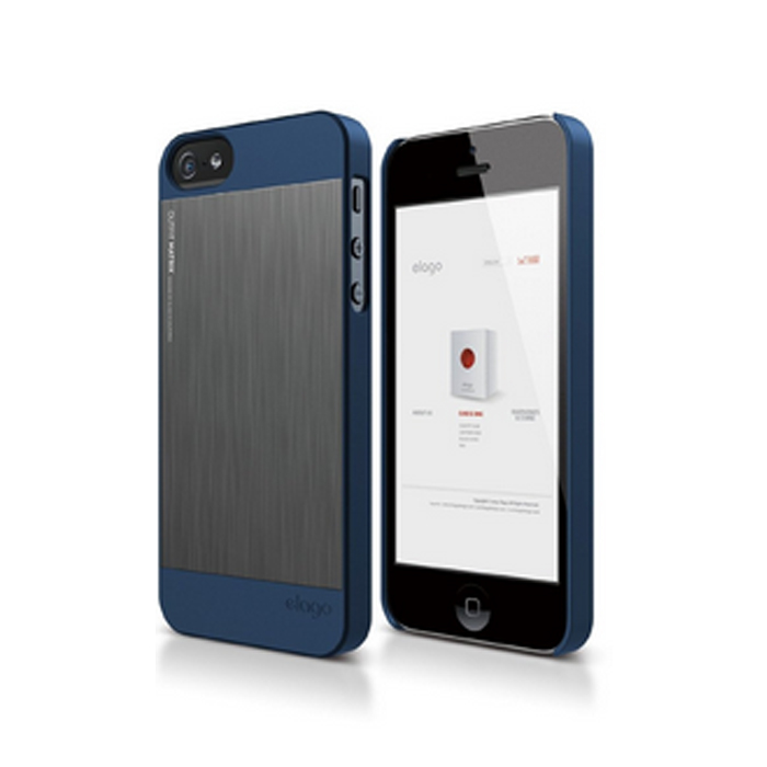Ốp lưng  Elago Out FIT iPhone 5  Ghi