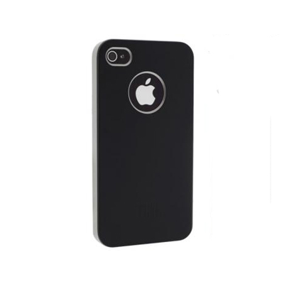 Ốp lưng iPhone 4S Aluminum Case ECHO  Black
