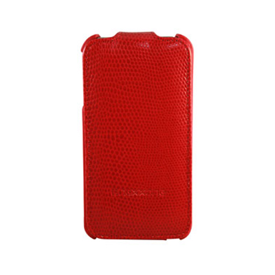 Ốp lưng  LuxoShield II (NXI-LSII-iP4384 Unea)- Red with Yellow Strip