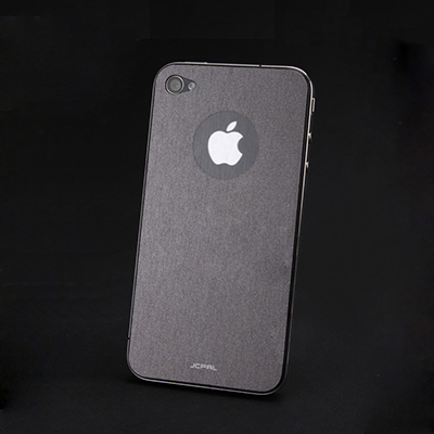Ốp lưng silicon iPhone4 JCPAL 336 (Gray)
