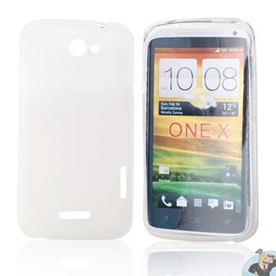 Ốp lưng silicon the Care HTC One X