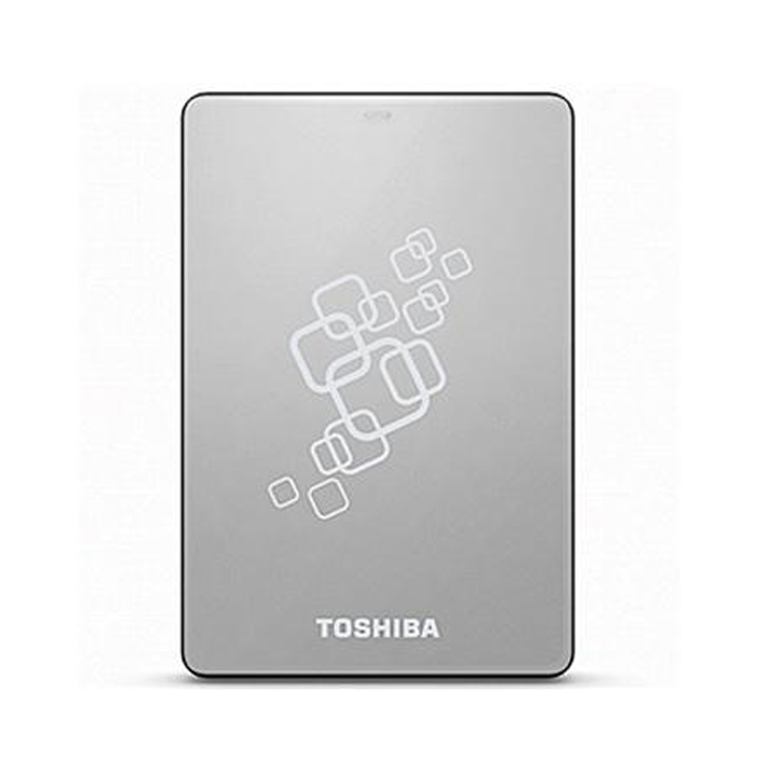Toshiba 500GB Canvio 3.0 Silver (HDTC605AS3A1)