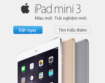 iPad Mini 3 Right Main