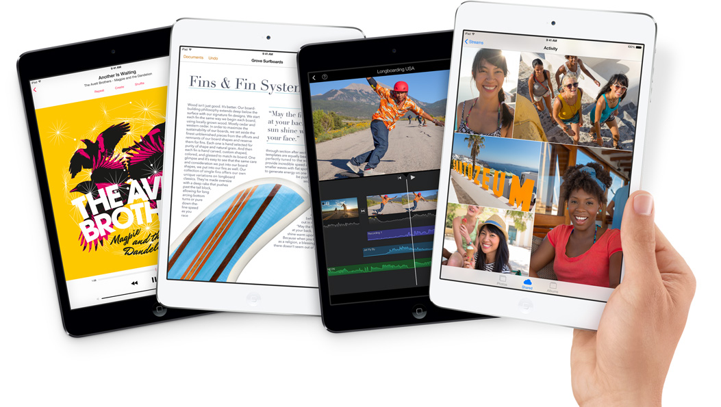 ipad mini retina 32gb wifi cellular
