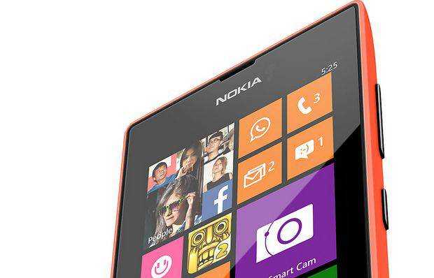 Nokia lumia 525 chạy windows Phone 8