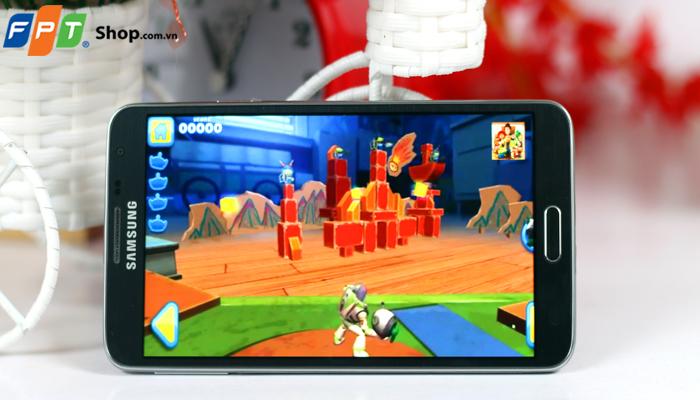 Samsung Galaxy Note 3 Neo man hinh