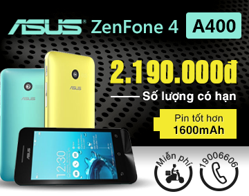 Zenfone A400 Right Main