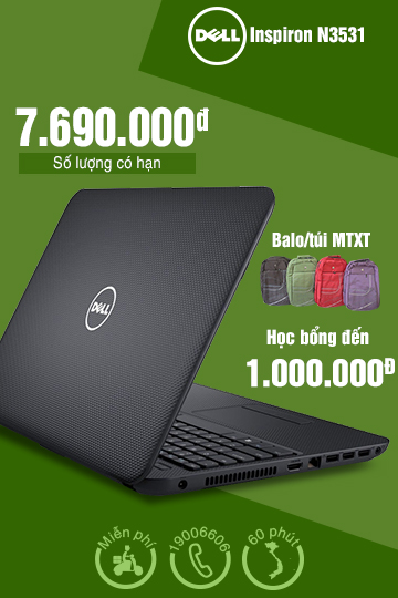 Dell Inspiron N3531