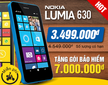 LUmia 630 Top Tin Tức