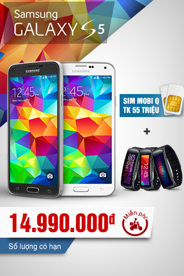 Galaxy S5 Chi tiết SP