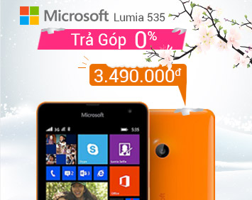 Lumia 535 - top tin tức