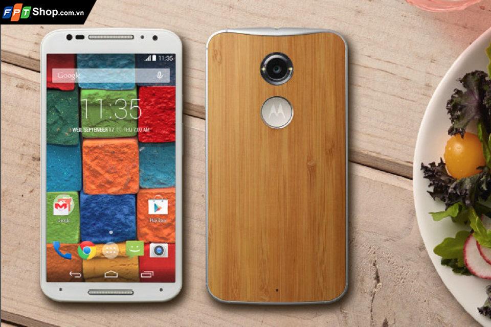 Moto X đang được bán tại FPT Shop cũng được nâng cấp lên Android 6