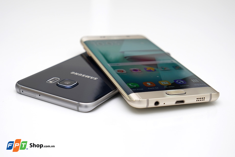 Samsung Galaxy S6 Edge Plus man hinh cong