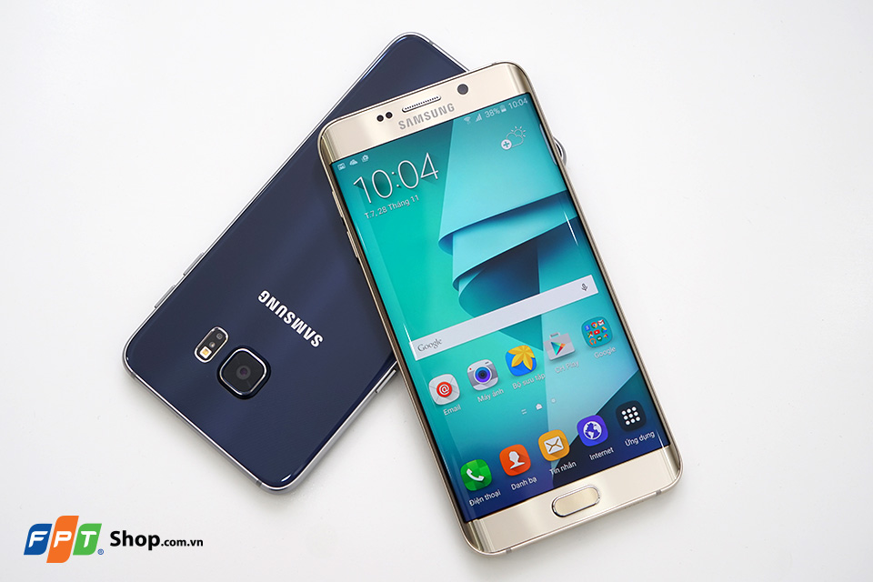 Samsung Galaxy S6 Edge Plus gaming