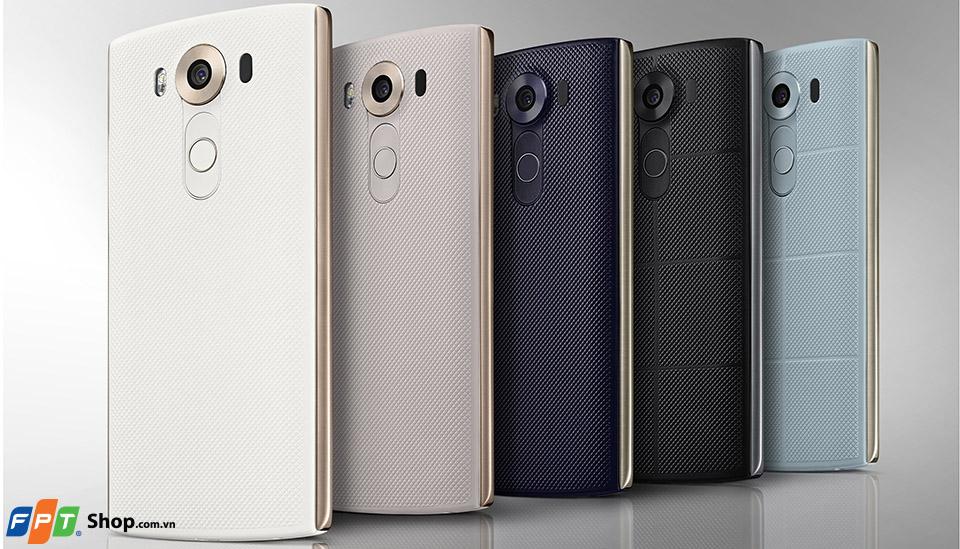 Đã có thể cập nhật Android 6.0 Marshmallow cho LG V10