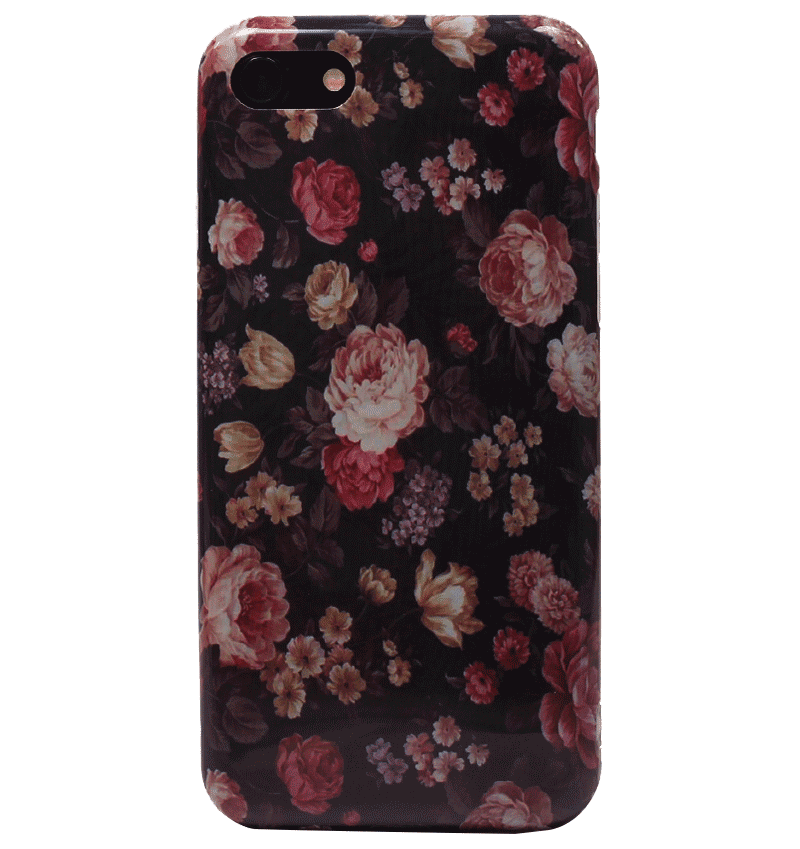 Ốp lưng iPhone 7 Silicon Multi Rose